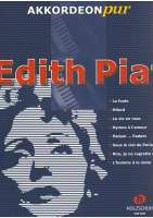 Edith Piaf for accordion